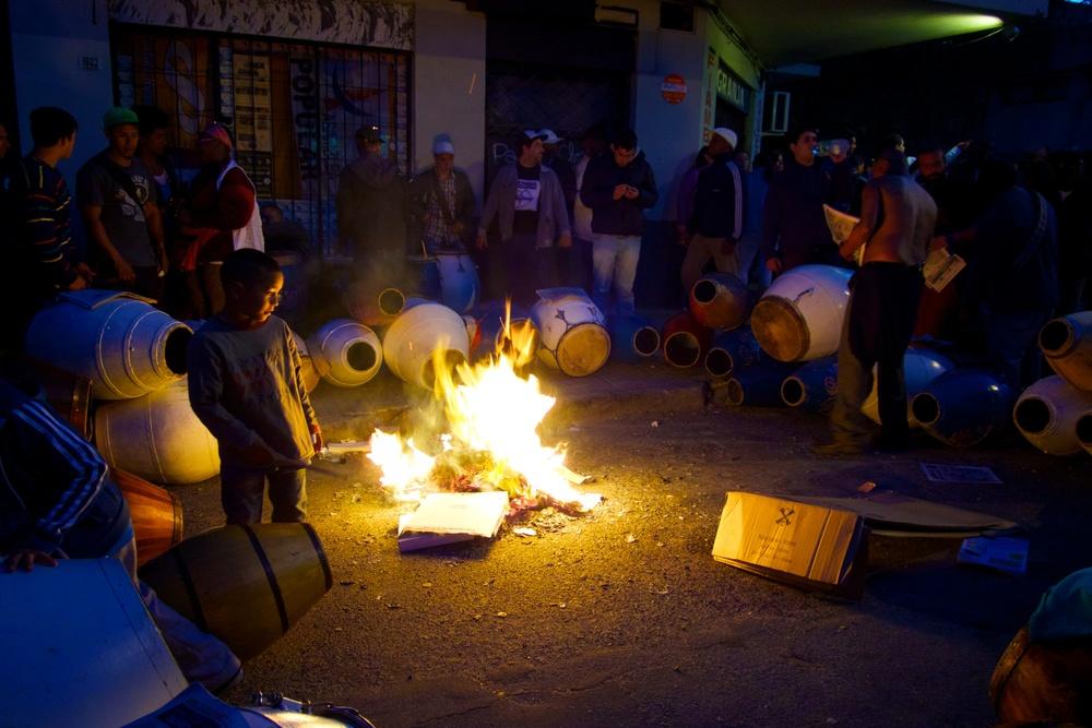 October 27, 2013      Barrio Sur      Montevideo, Uruguay