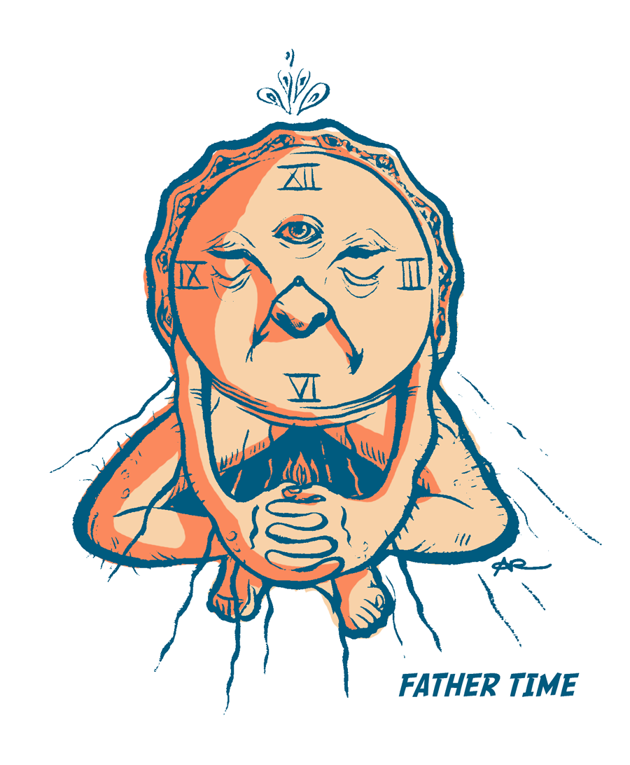annie-ruygt-father-time