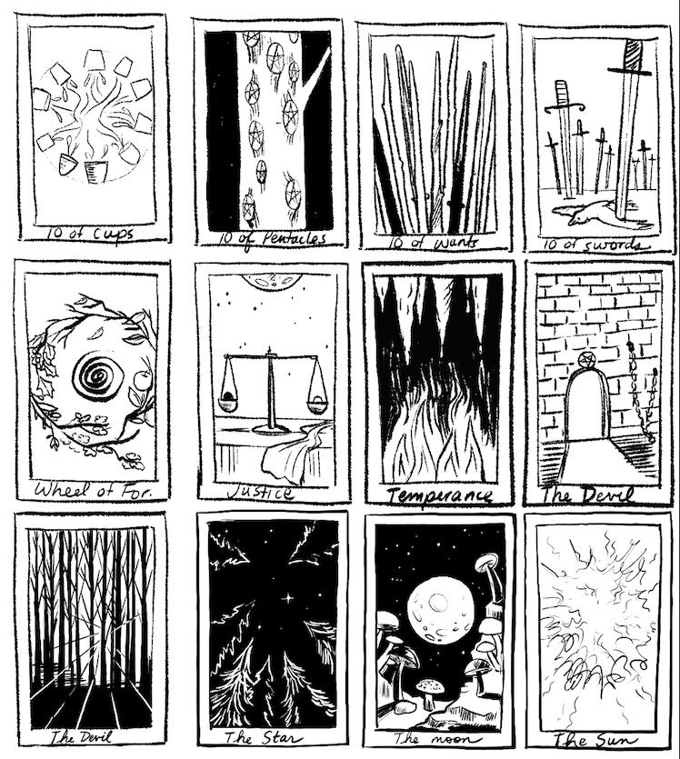 tarot-concept-illustration-sketch