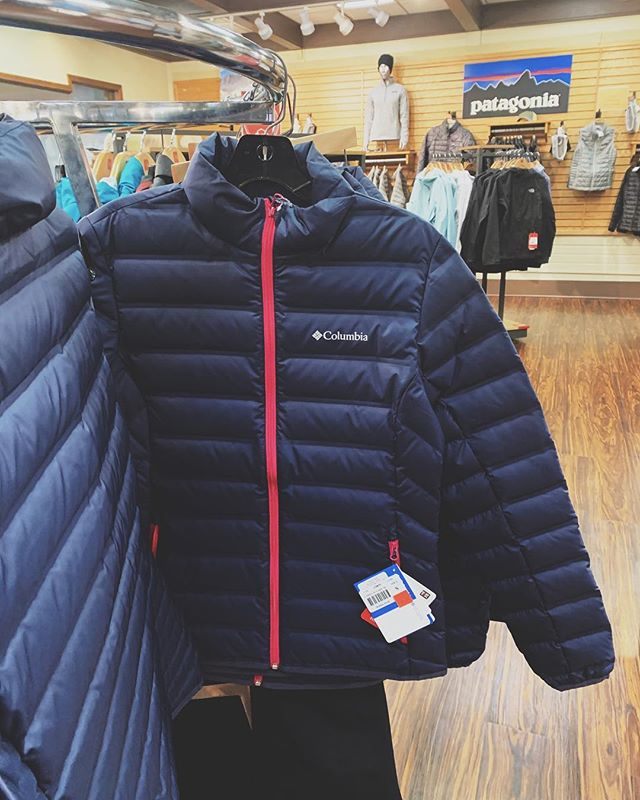 We've got some pretty great deals on lots of winter gear to help cheer you up in this dreary weather!