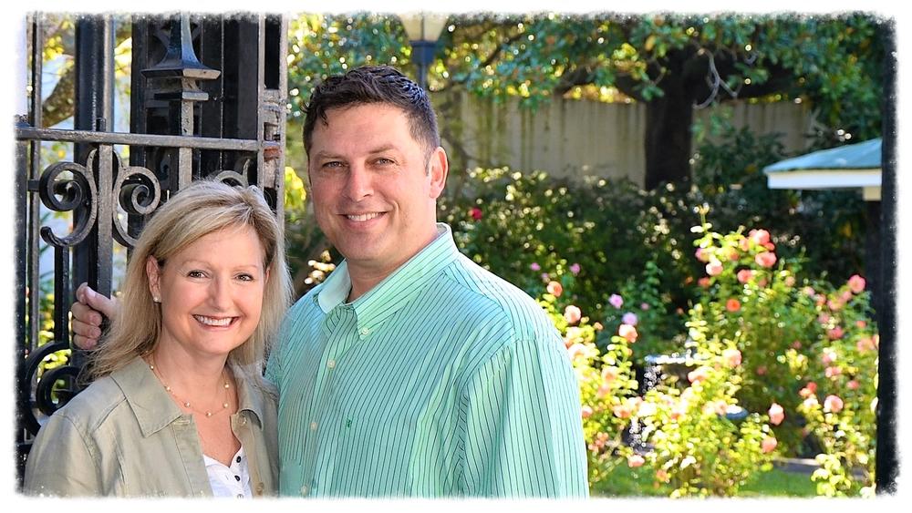 John and Jo Crosby
