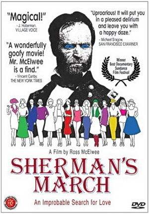 Major General William T. Sherman sued and won over use of his image in this poster. DO NOT mess with that guy.