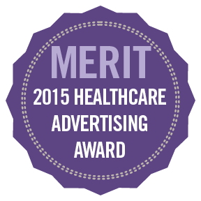 2015 Merit Healthcare Advertising Awards.png
