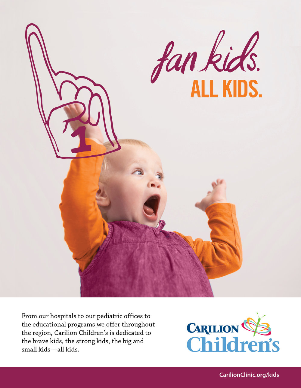 C66749 Carilion Childrens VT Football Bowl Game Ad_FoamFinger_8 5x11 w bleed.jpg