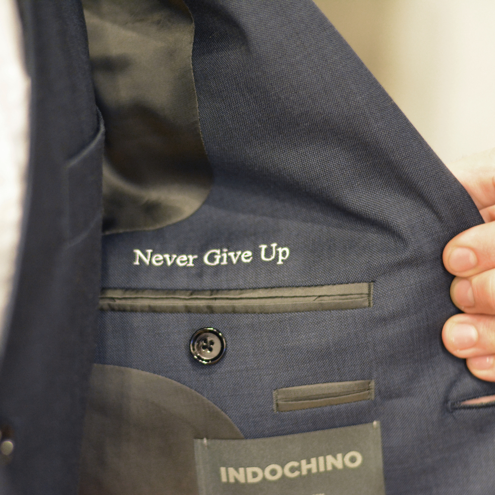 The Modern Otter | Indochino