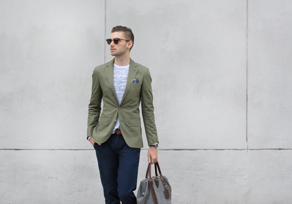 The Modern Otter | #menswear #mensstyle #dapper #suit