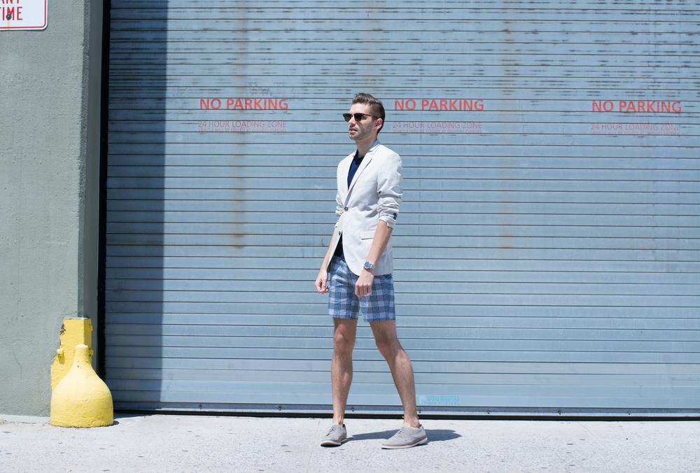 The Modern Otter | Topman | Summer Suit