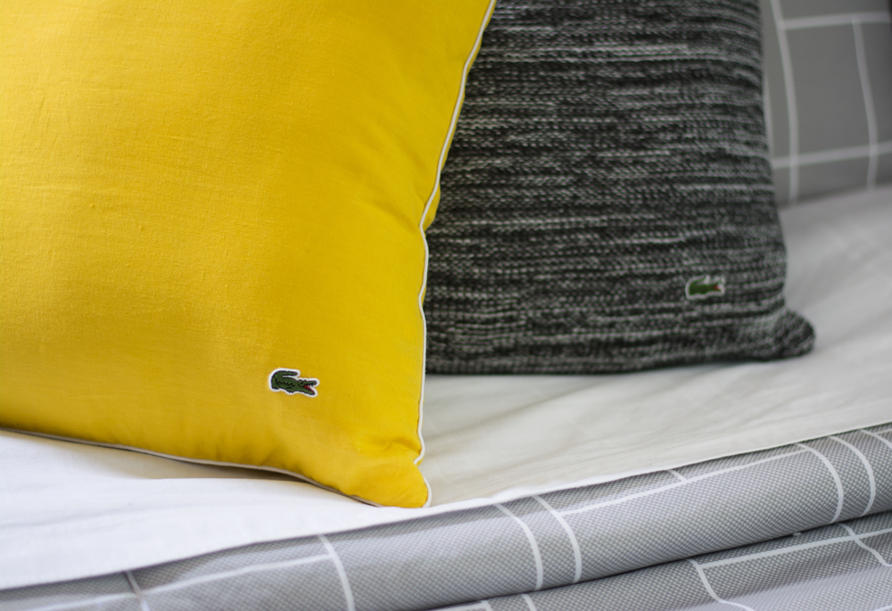 The Modern Otter | Lacoste Bedding