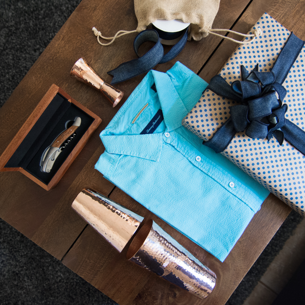 The Modern Otter | Father's Day Gift Guide with Tommy Bahama