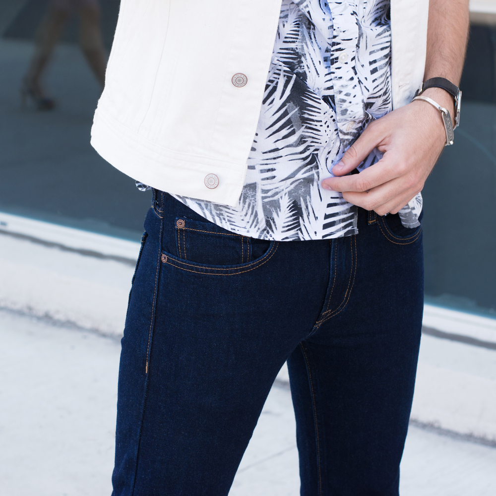 The Modern Otter | Denim #OldNavyStyle