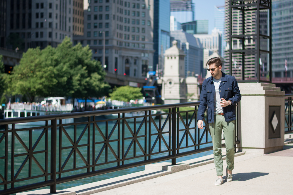 Timberland in Chicago | The Modern Otter
