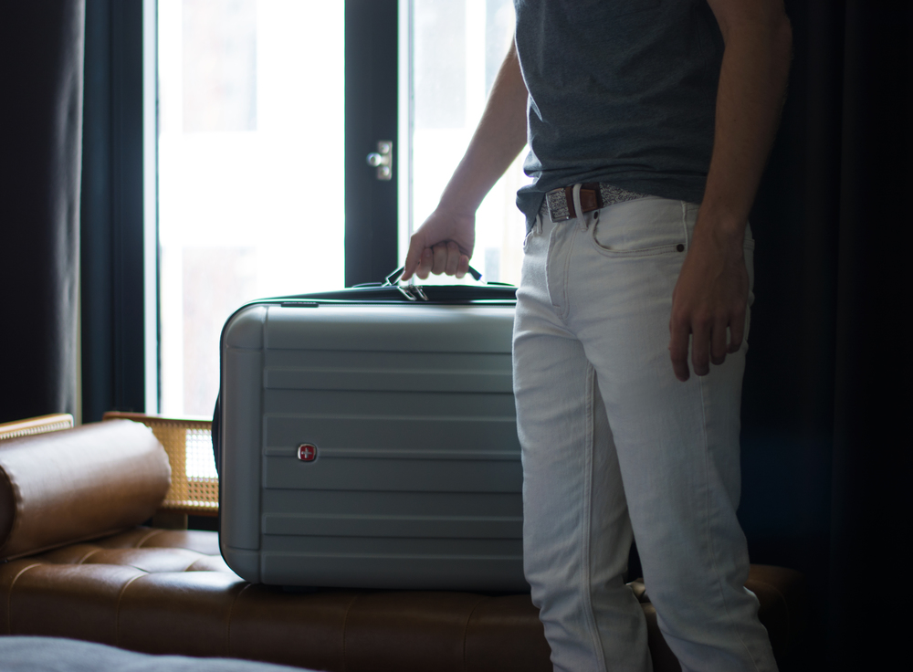 End-Of-Summer Getaway, With SWISSGEAR | The Modern Otter