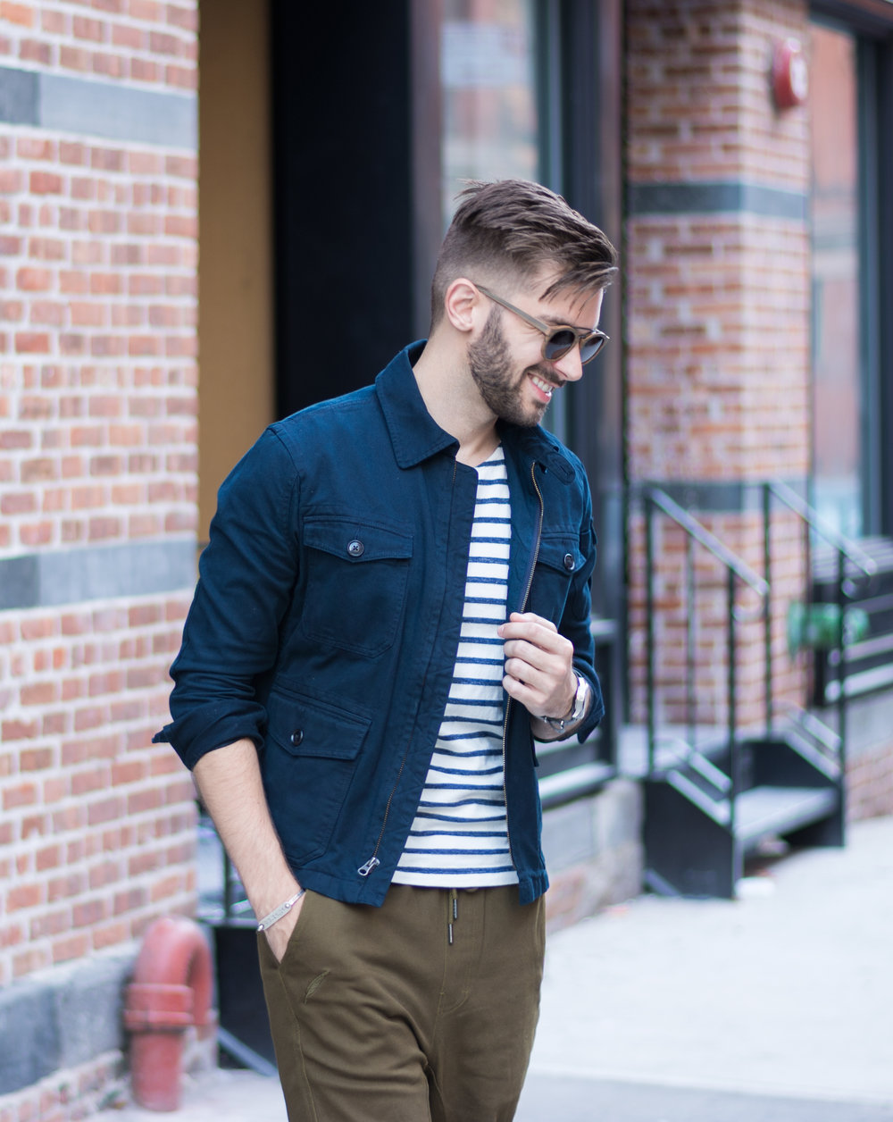 Transitional Layering | The Modern Otter