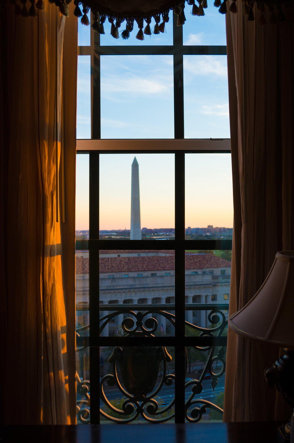 The Willard InterContinental | Otter Expedition: Washington, D.C. | The Modern Otter