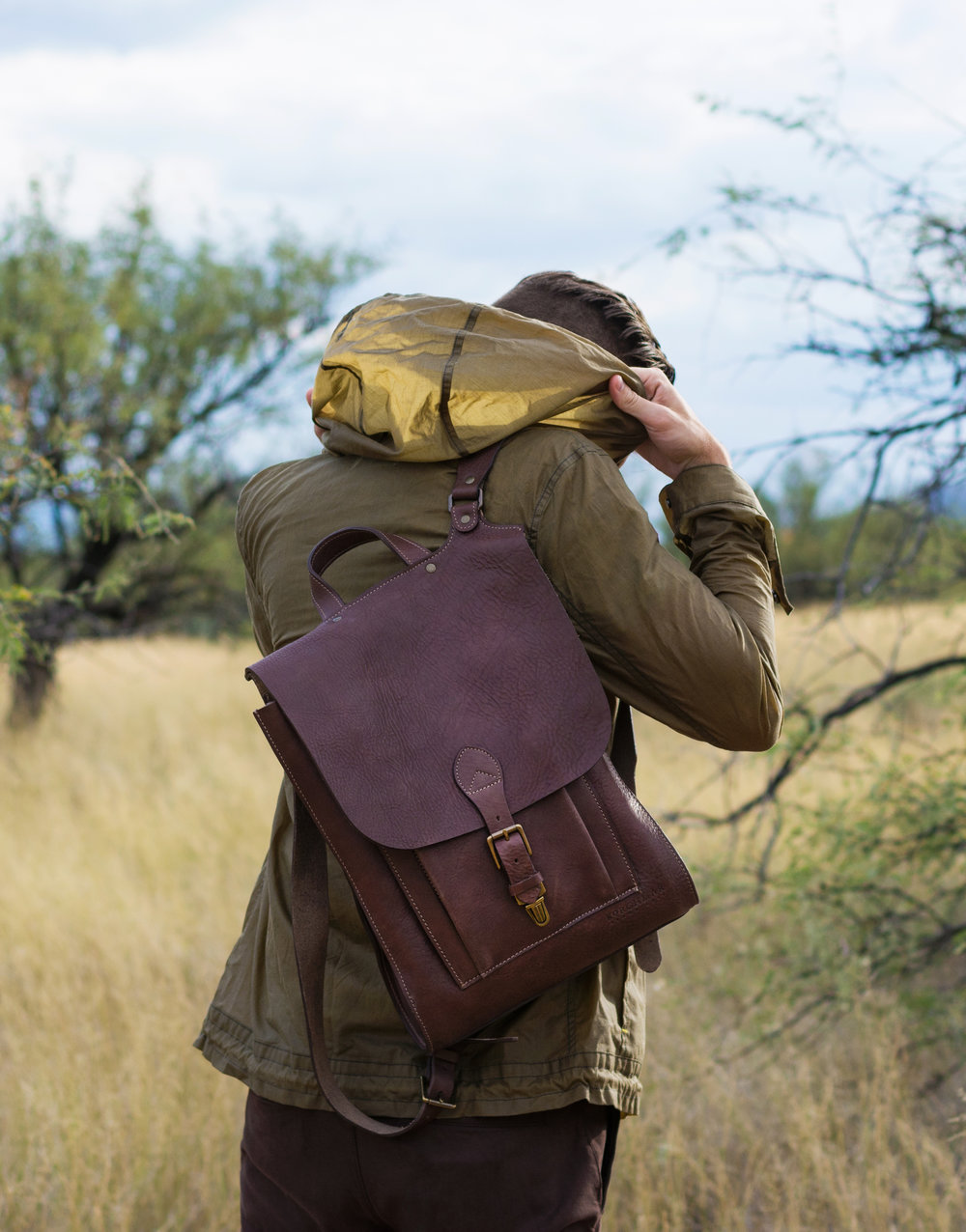 Korchmar Bags | The Modern Otter