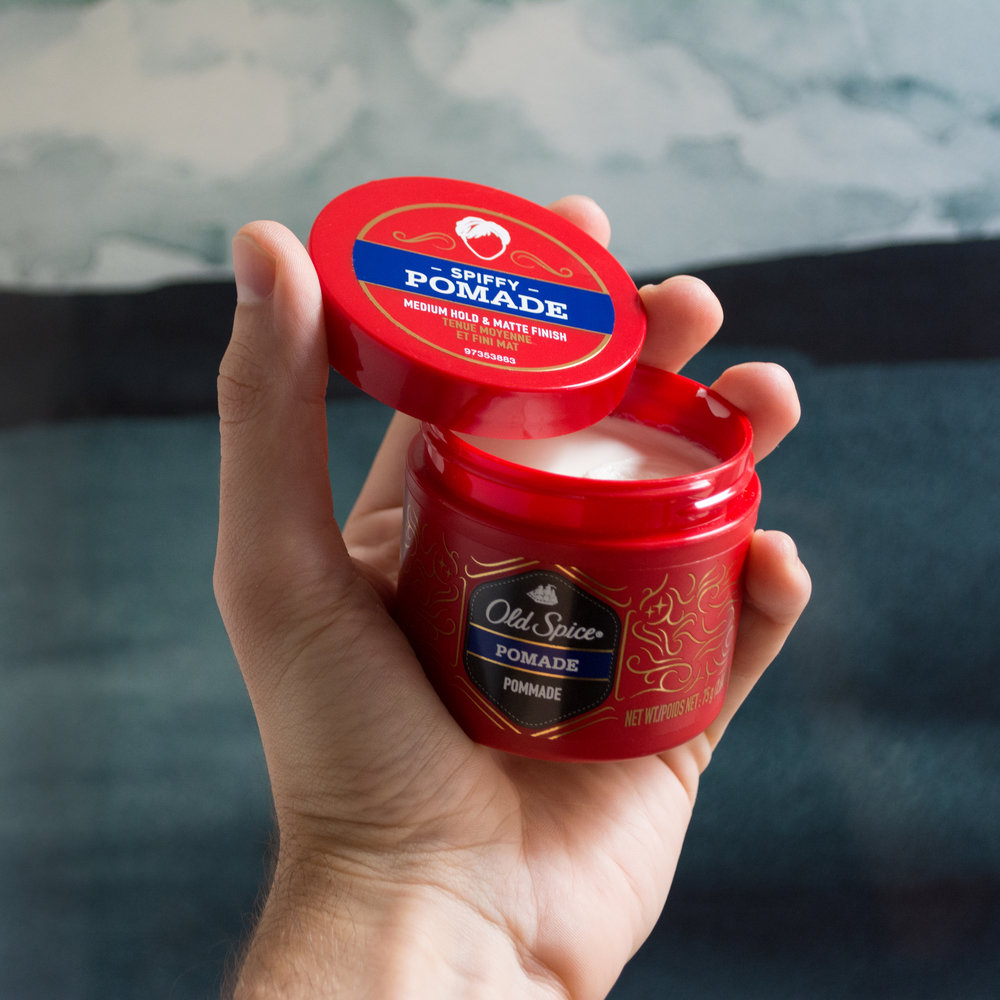 Old Spice Pomade Review | The Modern Otter