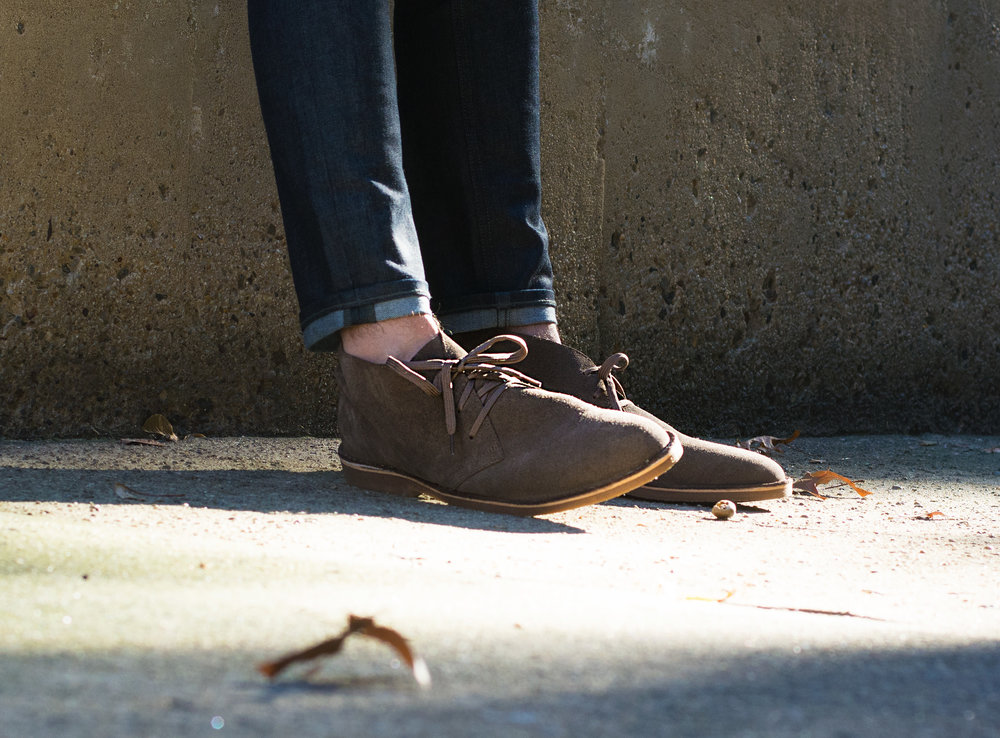 Chukka Boot | Shoeology | The Modern Otter