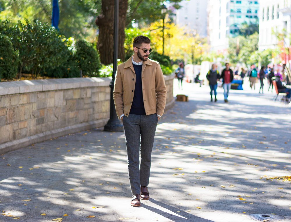 Fall Suede Monkstraps | Crosby Square