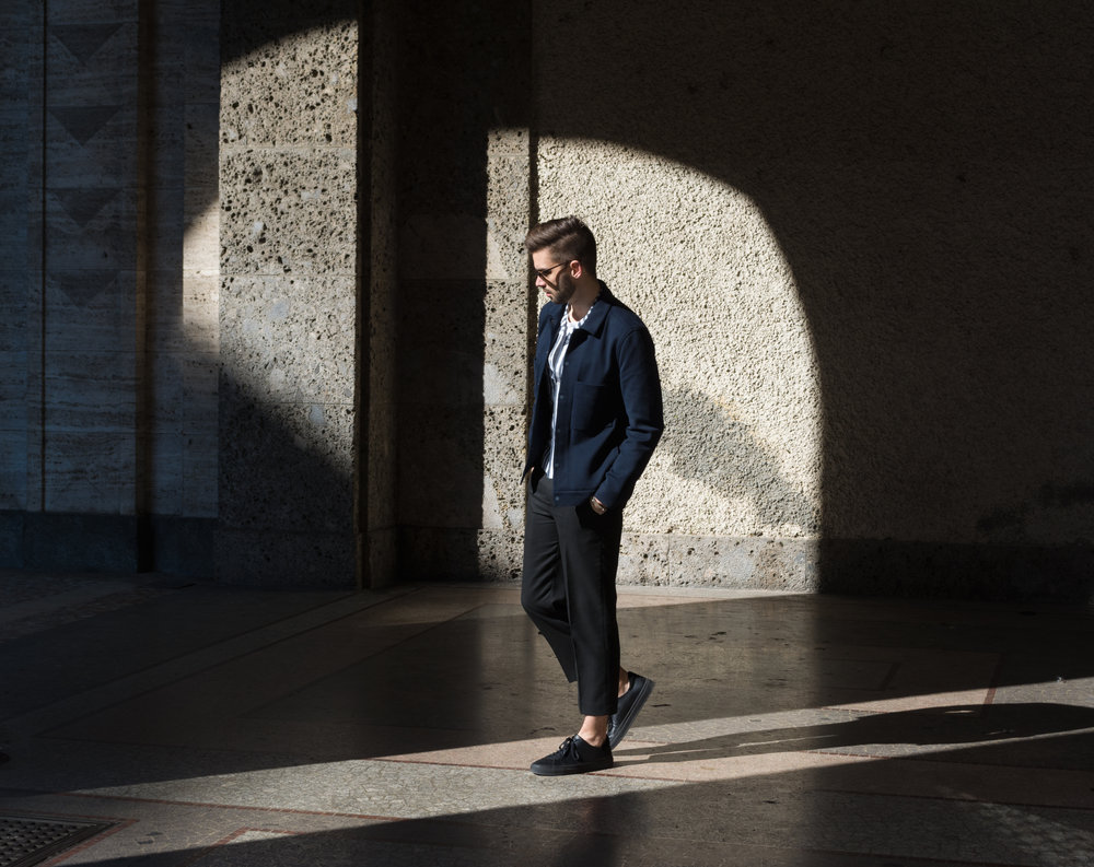 Italian Style with TopMan | The Modern Otter