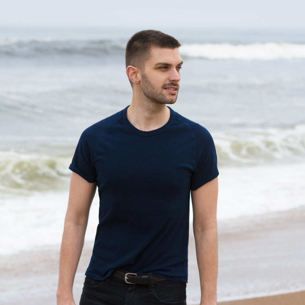 Weekend Escape to the Blue with Mr. Porter