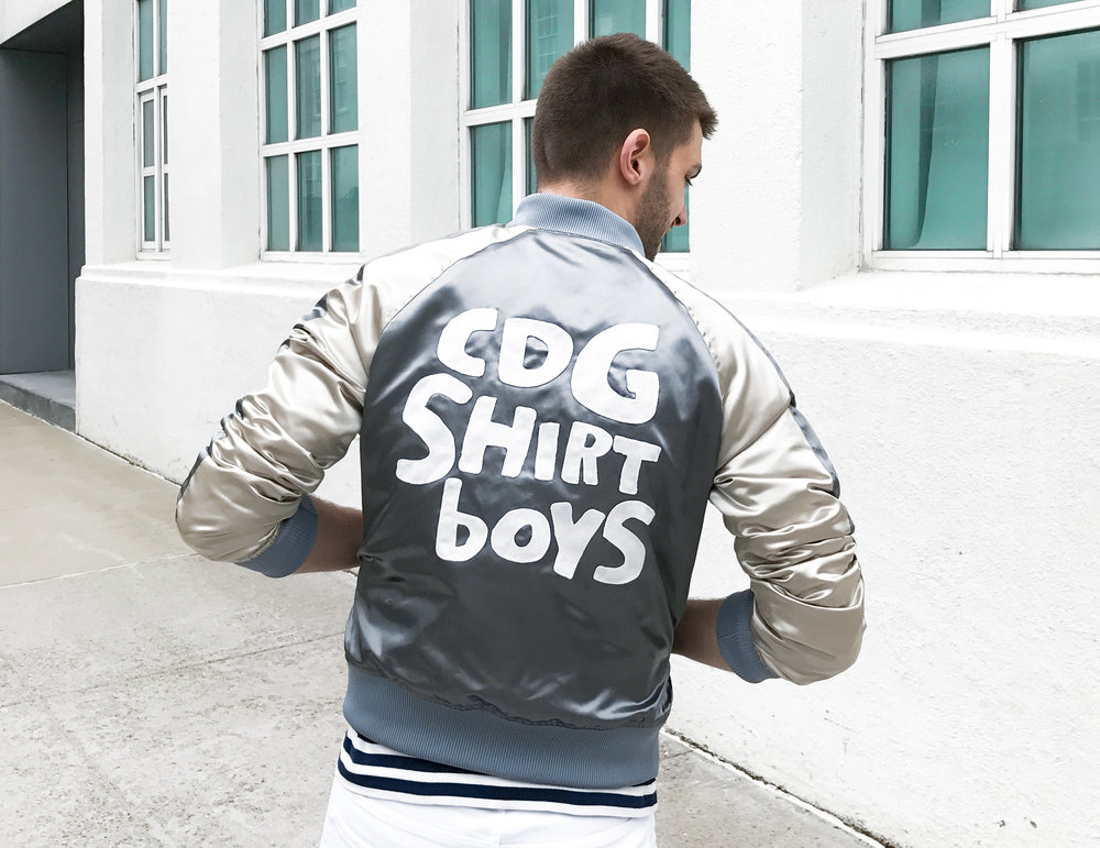 CDG Shirt Boy