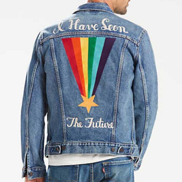 e873f00a American Eagle. 100% of the proceeds from their Pride Collection will go to  the It Gets Better Project