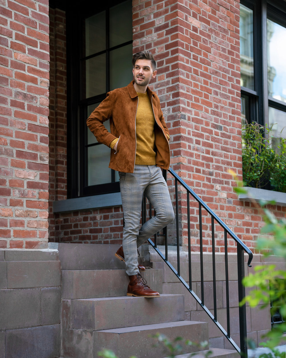 Clarks #ZapposStyle | The Modern Otter
