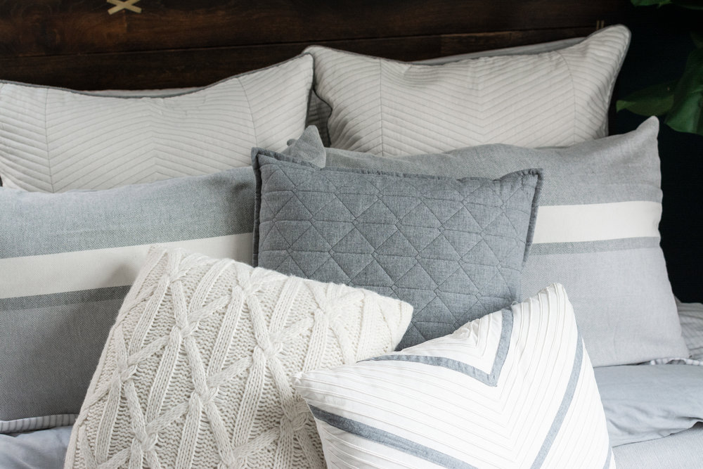 Nautica Bedding x Amazon Fashion | The Modern Otter