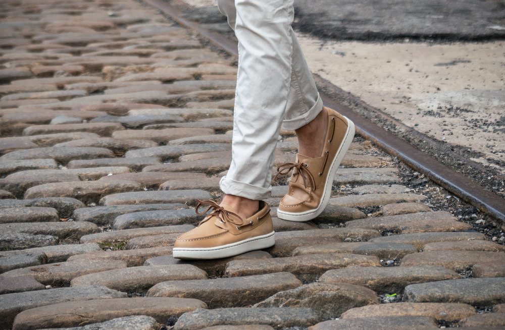 Sperry Boat Shoes | The Modern Otter
