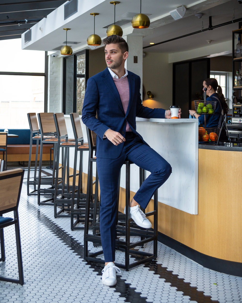 Bonobos Spring 2019 Suiting | The Modern Otter