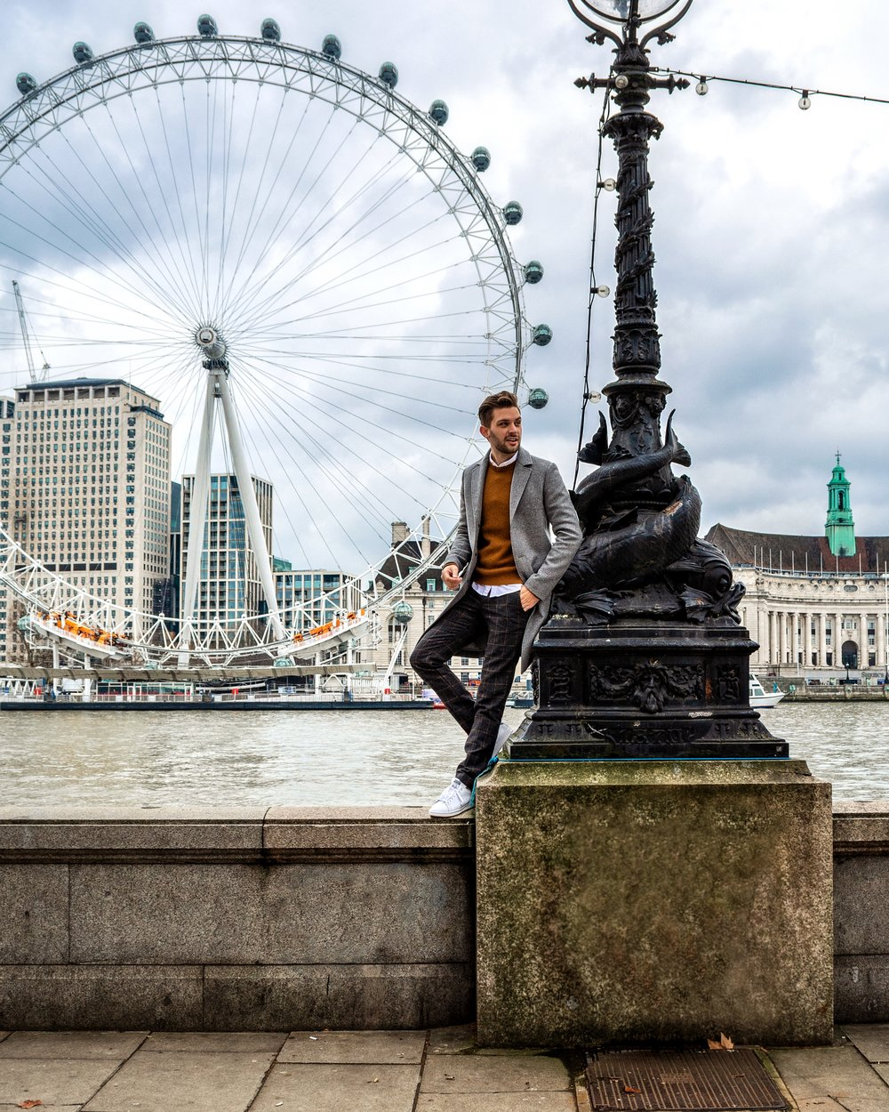 London Eye #EyeLoveLondon | The Modern Otter