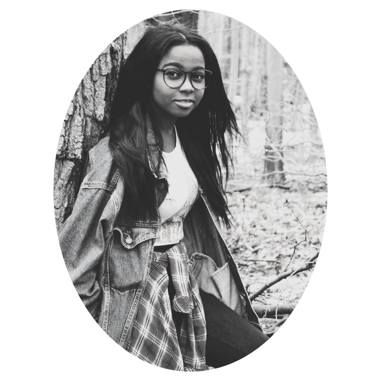 Her name is Shanice. She's free willed and has intentions of traveling the world.  She's currently a fashion student who loves music, photography, food, and of course fashion.  Get to know her on social media @helloimshanice