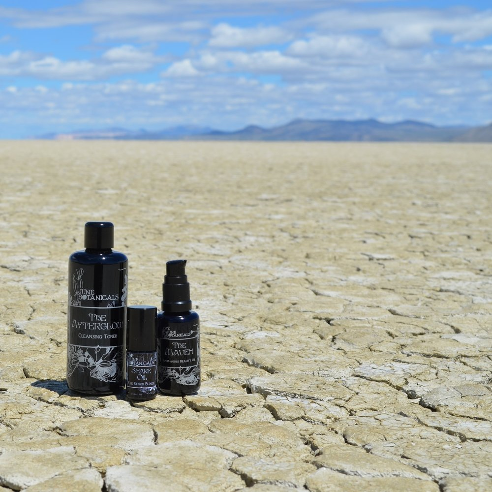 Skincare - slow all natural beauty