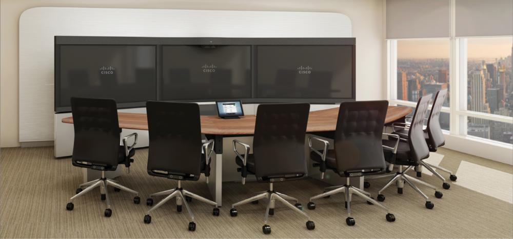 Immersive Cisco Telepresence Room Design Guide