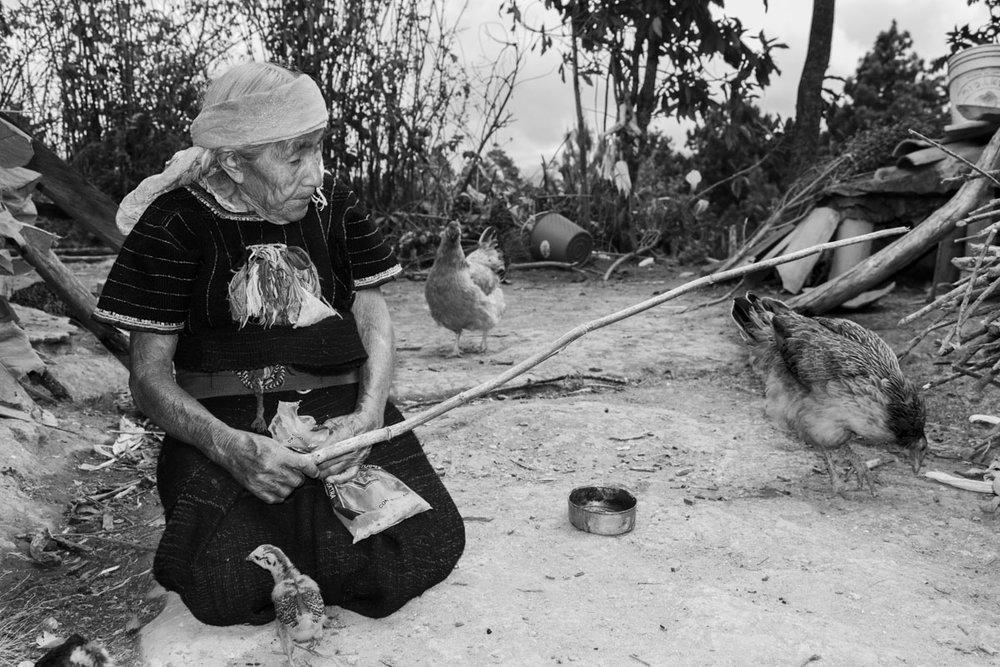 Yayail / Anciana / Elder Woman