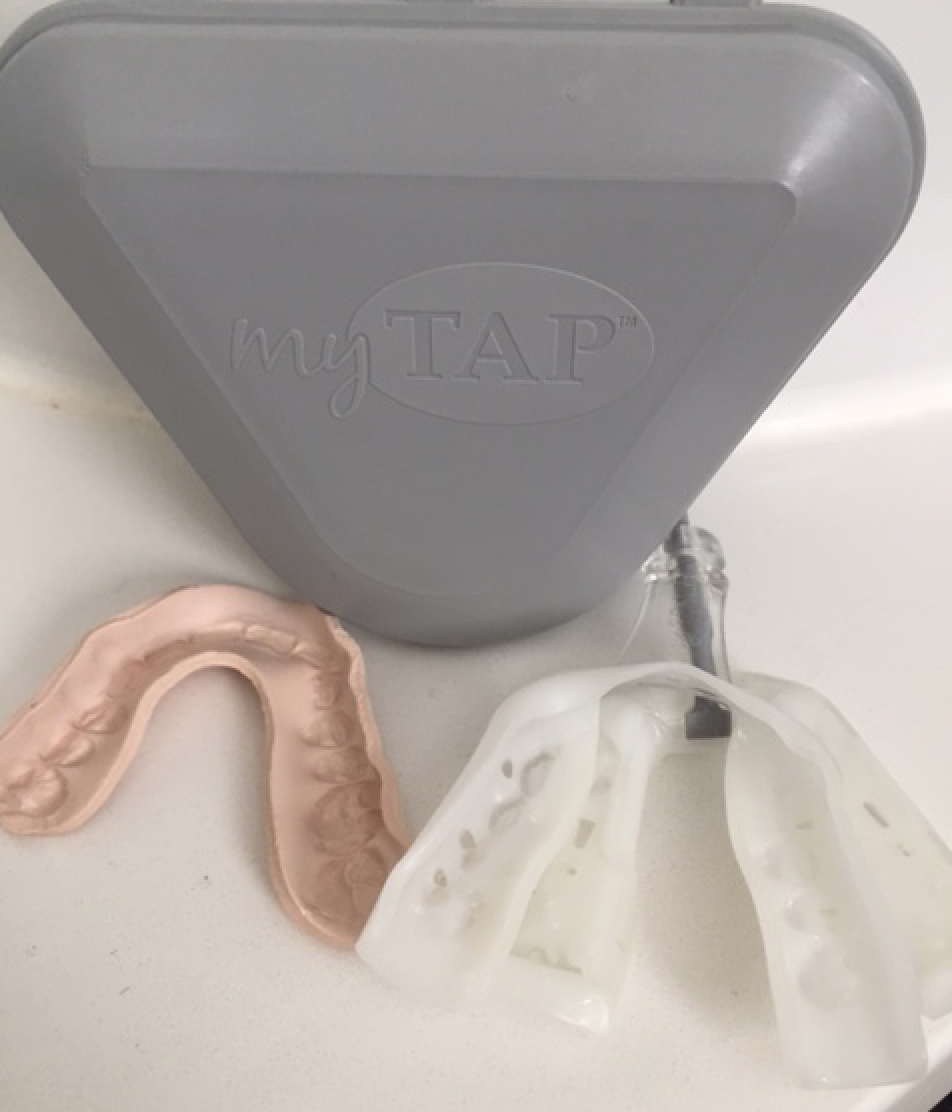 MyTap Sleep Apnea and Snoring Appliance