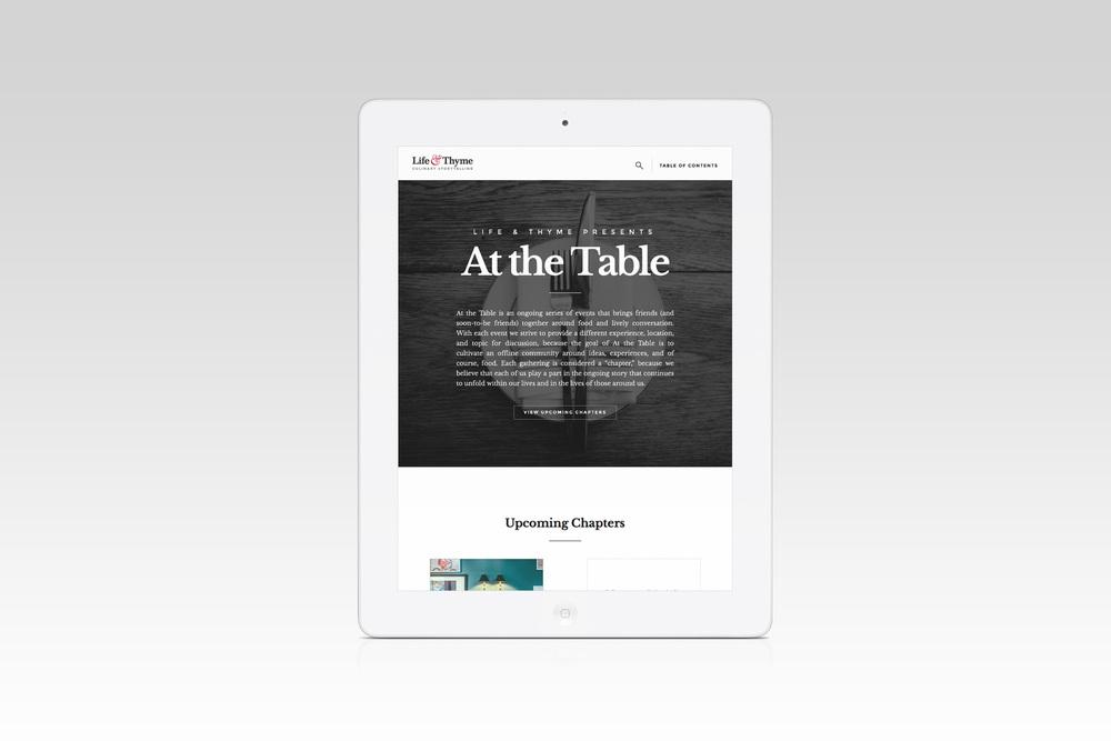 Life & Thyme Magazine