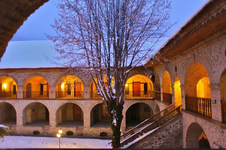 Caravanserai restored