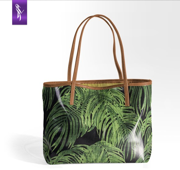 Veeshee Laminated Tote Bag