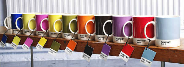 Pantone Mugs 2011 Want a Pantone Mug