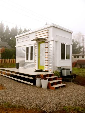 I Was Watching Tv With My Mom And Sister Watching Whatever Was On HGTV When  A Show About Tiny Houseu0027s Came On. I Suddenly Became Enthralled With This  Small ...