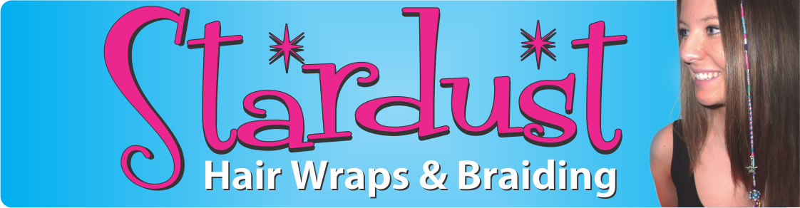 Stardust Hair Wraps