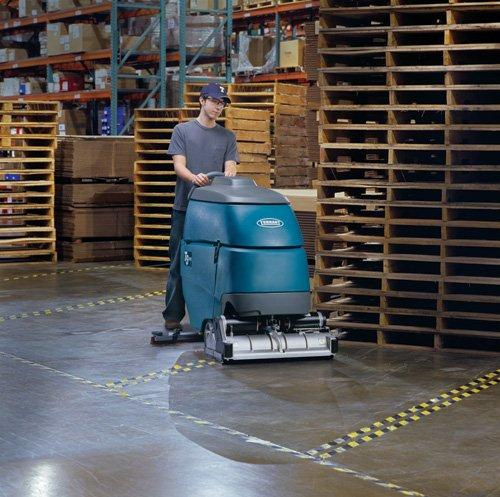 Tips from T.W. Hicks, Inc. in Texas for Organizing and Cleaning Your Warehouse Floors!