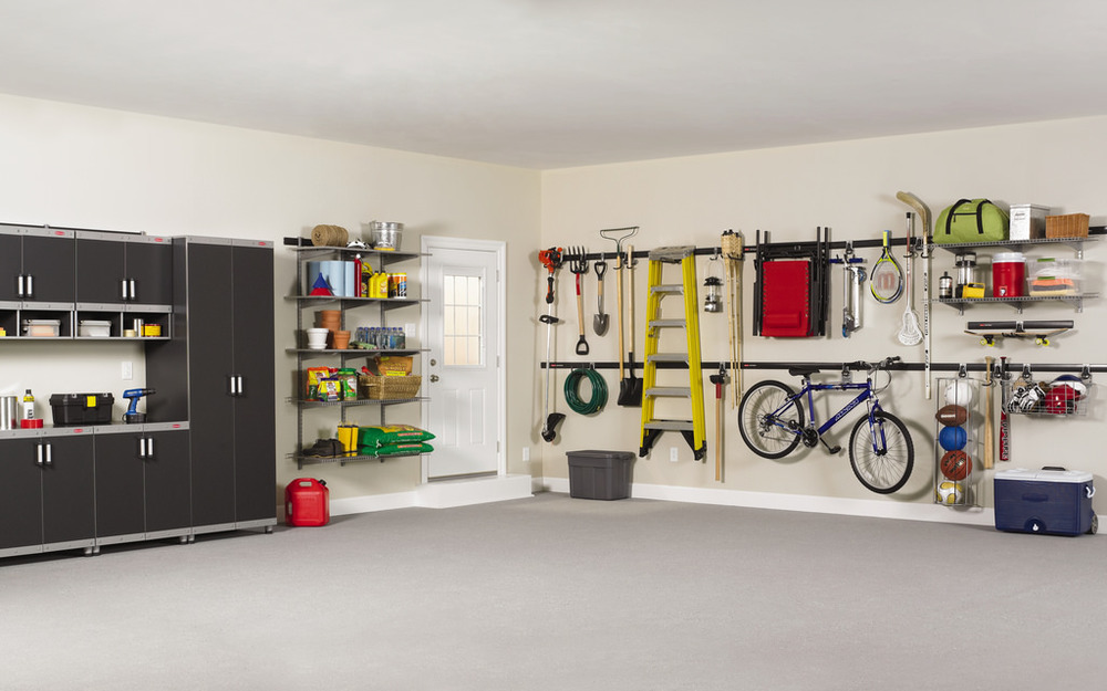 Check Out These Garage Organization Ideas from T.W. Hicks, Inc. in Texas!
