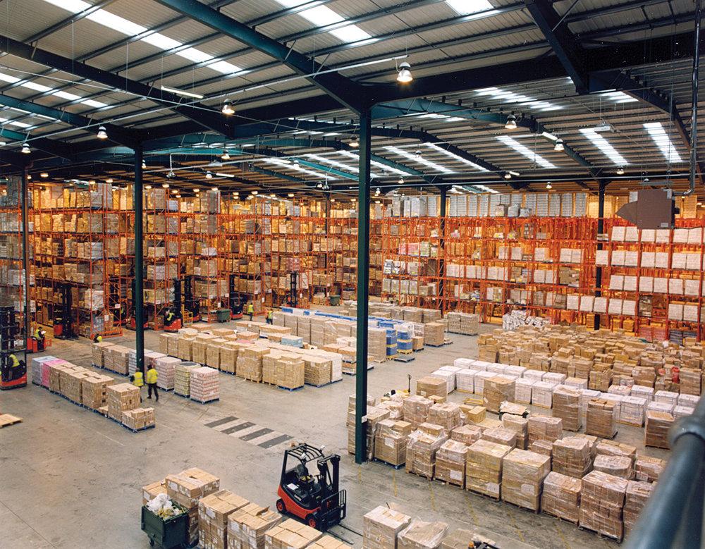 warehouse organization t.w. hicks dallas