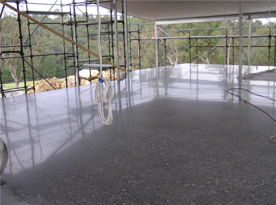 polished concrete floor installer texas tw hicks inc.