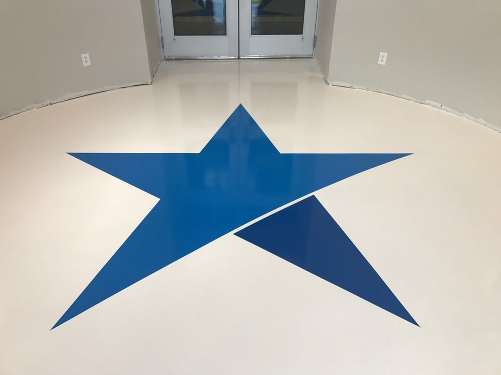 An amazing tech for T.W. Hicks, Inc. made this on-site!