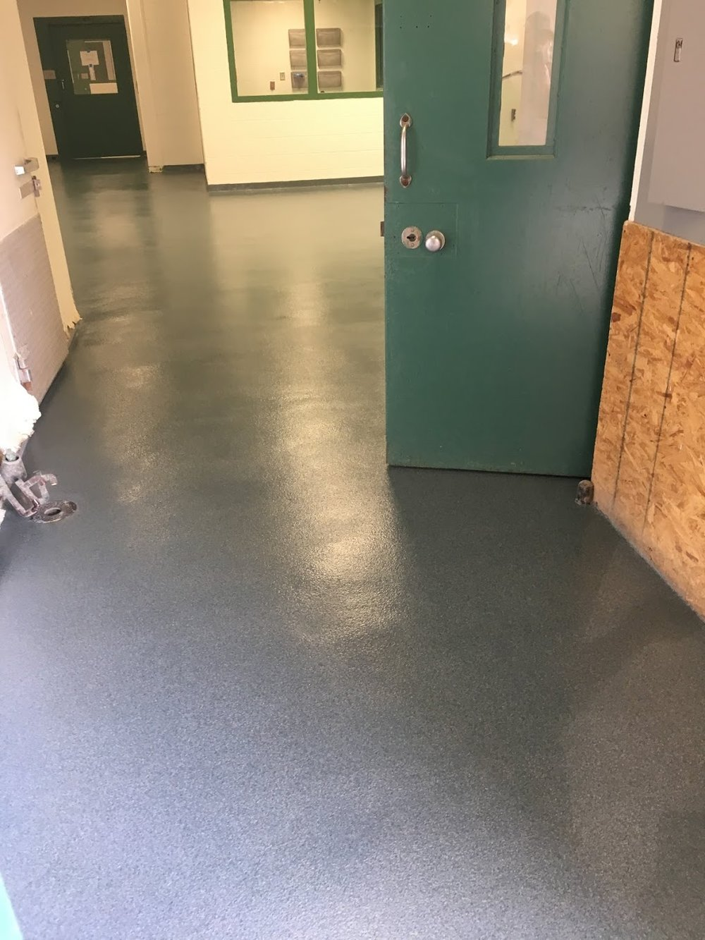 san antonio epoxy floors tw hicks