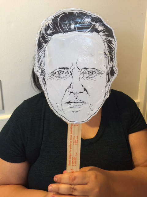 christopher walken mask