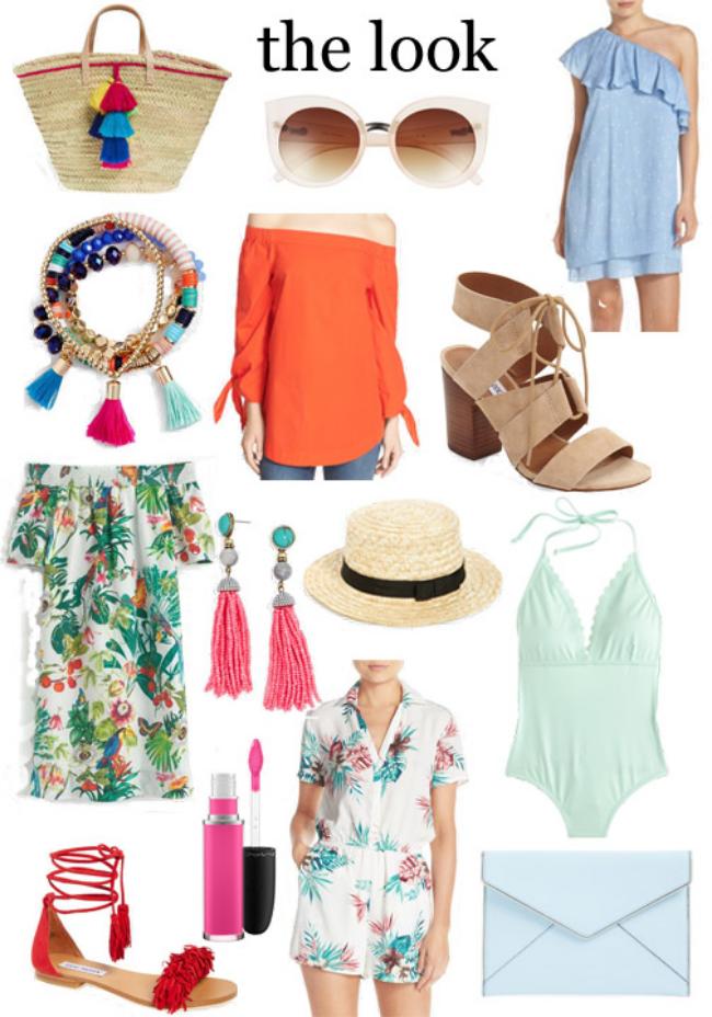 Summer Favorites || www.polishedclosets.com